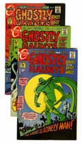Bronze Age (1970-1979):Horror, Ghostly Haunts Group (Charlton, 1972-73) Condition: Average VF....(Total: 10 Comic Books)