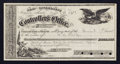Obsoletes By State:Nevada, Carson, NV- Controller's Office/Treasurer of State $4.35 Sep. 13, 1871. ...