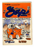 Silver Age (1956-1969):Alternative/Underground, Zap Comix #1 Second Printing (Apex Novelties, 1968) Condition:VG-....