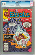 Modern Age (1980-Present):Humor, Ewoks #7 (Marvel, 1986) CGC NM/MT 9.8 White pages....