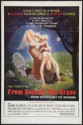 """Movie Posters:Horror, From Beyond the Grave (Howard Mahler Films, 1973). One Sheet (27"""" X41""""). Horror.. ..."""