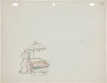 animation art:Production Drawing, Animation Production Drawing Original Art (undated)....