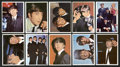 Non-Sport Cards:Sets, 1964 Topps Beatles-Diary Complete Set (60). ...