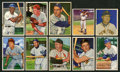 Baseball Cards:Lots, 1949-1952 Bowman Baseball Collection (97). ...