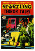 Golden Age (1938-1955):Horror, Startling Terror Tales #11 (Star Publications, 1952) Condition:VG/FN....