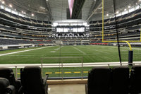 Big Brothers Big Sisters Super Bowl XLV Double Suite Charity Auction