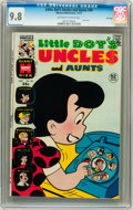 Bronze Age (1970-1979):Cartoon Character, Little Dot's Uncles and Aunts #49 File Copy (Harvey, 1973) CGCNM/MT 9.8 Off-white to white pages....