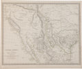 Miscellaneous:Maps, Central America II, Including Texas, California, and the Northern States of Mexico. 1842. ([London]: Chapman & Hall, Oct...