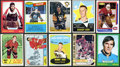 Hockey Cards:Lots, 1960's - 1980's O-Pee-Chee Stars and HoFers Collection (11) WithLemieux and Roy Rookies. ...