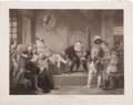 Books:Prints & Leaves, John Boydell. Wonderful Engraved Print Depicting a Scene fromMuch Ado About Nothing by Shakespeare. [London...