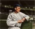 Baseball Collectibles:Others, 2009 Walter Johnson Original Artwork by Darryl Vlasak....