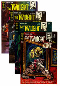 Silver Age (1956-1969):Horror, Twilight Zone White Mountain pedigree Group (Gold Key, 1964-66)Condition: Average VF.... (Total: 4 Comic Books)