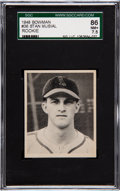 Baseball Cards:Singles (1940-1949), 1948 Bowman Stan Musial #36 SGC 86 NM+ 7.5....