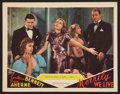 "Movie Posters:Comedy, Merrily We Live (MGM, 1938). Lobby Card (11"" X 14""). Comedy.. ..."