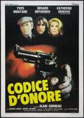 "Movie Posters:Crime, Choice of Arms (Titanus, 1982). Italian 2 - Foglio (39"" X 55""). Crime.. ..."