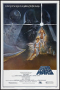 "Movie Posters:Science Fiction, Star Wars (20th Century Fox, 1977). One Sheet (27"" X 41""). Style A.Science Fiction.. ..."