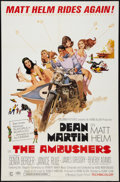 "Movie Posters:Action, The Ambushers (Columbia, 1967). One Sheet (27"" X 41""). Action.. ..."