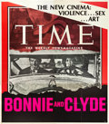 "Movie Posters:Crime, Bonnie and Clyde (Warner Brothers-Seven Arts, 1967). Seven Sheet(82"" X 92"").. ..."