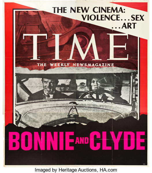 BONNIE AND CLYDE POSTER Famous Photo RARE HOT NEW 2