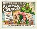 """Movie Posters:Horror, Revenge of the Creature (Universal International, 1955). TitleLobby Card (11"""" X 14"""").. ..."""