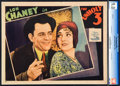 "Movie Posters:Crime, The Unholy Three (MGM, 1930). CGC Graded Lobby Card (11"" X 14"")....."