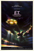 "Movie Posters:Science Fiction, E.T. The Extra-Terrestrial (Universal, 1982). One Sheet (27"" X41""). Advance.. ..."