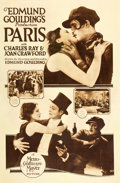 "Movie Posters:Drama, Paris (MGM, 1926). Rotogravure One Sheet (27.75"" X 42.5"").. ..."