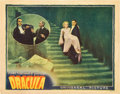"Movie Posters:Horror, Dracula (Universal, 1931). Lobby Card (11"" X 14"").. ..."