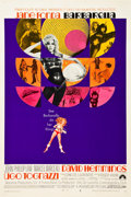 "Movie Posters:Science Fiction, Barbarella (Paramount, 1968). One Sheet (27"" X 41""). Style B.. ..."