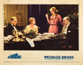"Movie Posters:Drama, Waterloo Bridge (Universal, 1931). Lobby Card (11"" X 14"").. ..."