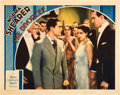 "Movie Posters:Romance, The Divorcee (MGM, 1930). Lobby Card (11"" X 14"").. ..."
