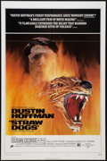 """Movie Posters:Crime, Straw Dogs (Cinerama Releasing, 1972). One Sheet (27"""" X 41""""). Style D. Crime.. ..."""