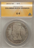 Colombia, Colombia: Libertad Americana 8 Reales 1819-JF,...