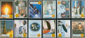 "Non-Sport Cards:Sets, 1969 Topps ""Man On The Moon"" Complete A and B Set (55)...."