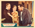 """Movie Posters:Mystery, Charlie Chan Carries On (Fox, 1931). Lobby Card (11"""" X 14"""").. ..."""