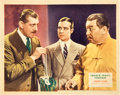 """Movie Posters:Mystery, Charlie Chan's Courage (Fox, 1934). Lobby Card (11"""" X 14"""").. ..."""
