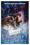 "Movie Posters:Science Fiction, The Empire Strikes Back (20th Century Fox, 1980). One Sheet (27"" X41""). Style A.. ..."