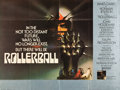 "Movie Posters:Science Fiction, Rollerball (United Artists, 1975). British Quad (30"" X 40"").. ..."