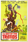 "Movie Posters:Science Fiction, The Day of the Triffids (Allied Artists, 1962). Poster (40"" X 60"").. ..."
