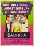 """Movie Posters:Romance, Sabrina (Paramount, 1954). Poster (30"""" X 40""""). Style Y.. ..."""
