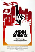 """Movie Posters:Crime, Mean Streets (Warner Brothers, 1973). Poster (40"""" X 60"""").. ..."""