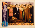"Movie Posters:Crime, Two Seconds (Warner Brothers, 1932). Lobby Card (11"" X 14"").. ..."