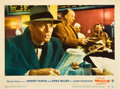 """Movie Posters:Hitchcock, The Wrong Man (Warner Brothers, 1957). Lobby Card (11"""" X 14"""").. ..."""