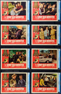 "Movie Posters:Horror, The Giant Gila Monster (McLendon Radio Pictures, 1959). CGC LobbyCard Set of 8 (11"" X 14"").. ... (Total: 8 Items)"