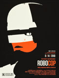"Movie Posters:Action, RoboCop (Alamo Drafthouse, R-2010). Limited Edition Print (18"" X 24"").. ..."
