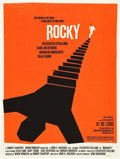 "Movie Posters:Academy Award Winners, Rocky (Alamo Drafthouse, R-2010). Limited Edition Print (18"" X 24""). ..."