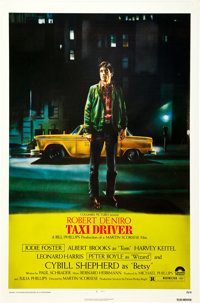 "Taxi Driver (Columbia, 1976). One Sheet (27"" X 41"")"