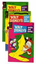 Bronze Age (1970-1979):Cartoon Character, Walt Disney's Comics and Stories Group (Gold Key, 1970-78)Condition: Average FN+.... (Total: 83 Comic Books)