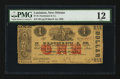 Obsoletes By State:Louisiana, New Orleans, LA- H. Fassman & Co. $1 Mar. 1, 1862. ...