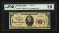 National Bank Notes:Maine, Rumford, ME - $20 1929 Ty. 1 The Rumford NB Ch. # 6287. ...